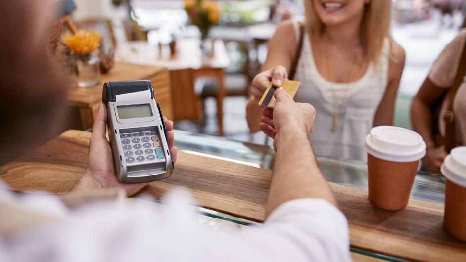 Kreditní karta - Ilustrační foto.