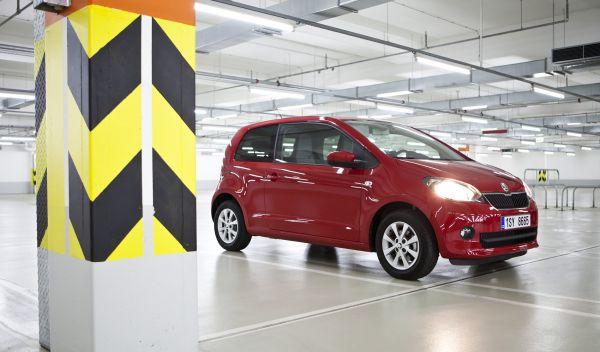 Nová Škoda Citigo se na českém trhu objeví v týdnu na přelomu listopadu a prosince.