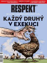 Respekt obalka
