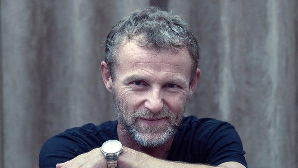 Norský spisovatel Jo Nesbo, autor série detektivních bestsellerů o Harrym Holeovi