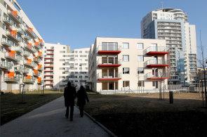 Nové byty v Praze letos podraží o čtyři procenta