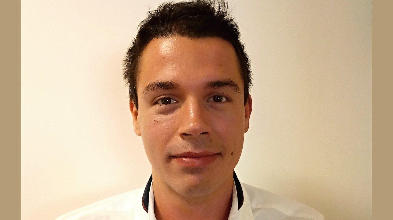 Lukáš Martinák, Marketing Specialist společnosti Lenovo