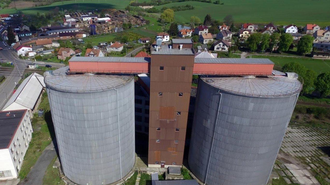 Rozsáhlýprůmyslový areál v Královéhradeckém kraji je na prodej. Podle  prodejců může zaujmout dodavatele automobilek