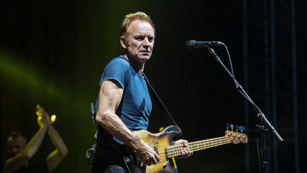Sting byl na pražském Výstavišti hlavní hvězdou festivalu Metronome, který se uskutečnil podruhé. Stojí za ním pořadatelé přehlídky United Islands.