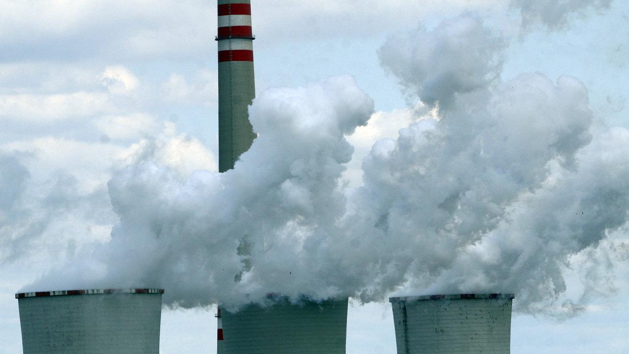 Společnosti RIA způsobuje komplikace také obnova dvou bloků elektrárny Chvaletice.