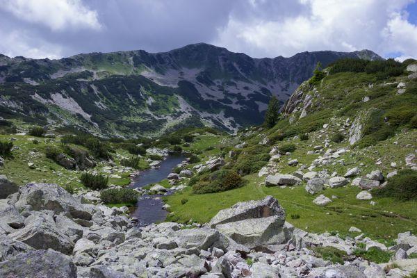 Údolí říčky Demjanice je vskutku úchvatné. Nabízí pastvu místním zvířatům (pastevci sem honí krávy a koně). A skladba flóry se co kilometr zcela změní díky rostoucí nadmořské výšce.