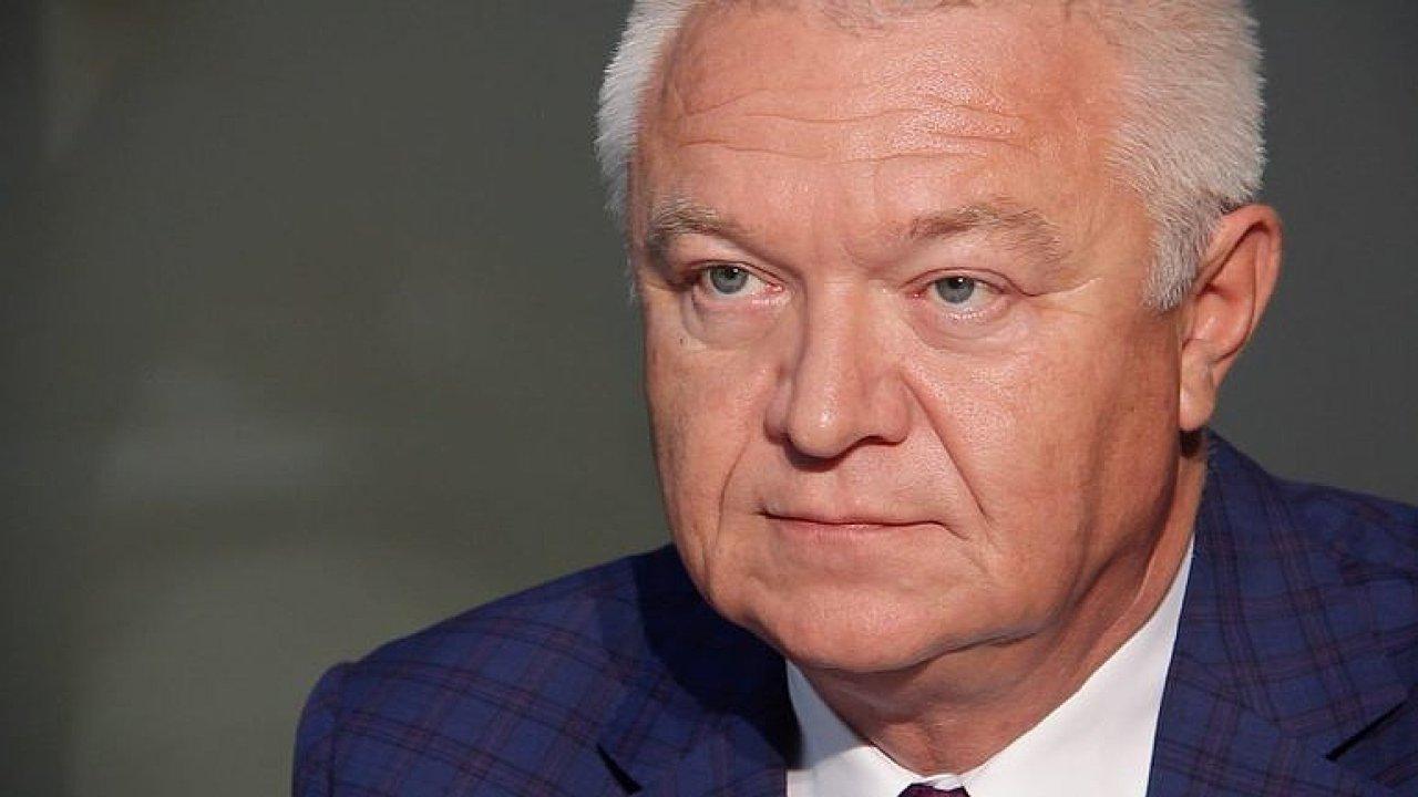 Místopředseda hnutí ANO Jaroslav Faltýnek.