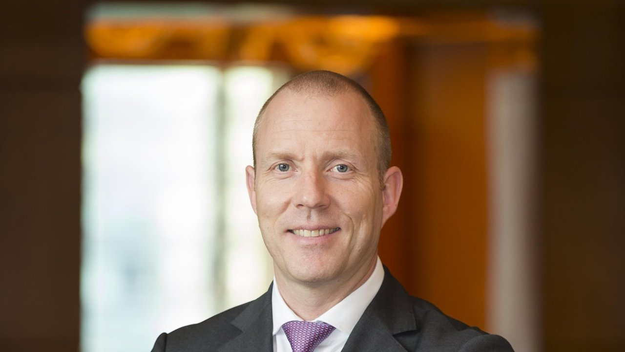 Michael Strobaek je celosvětovým ředitelem investic ve švýcarské bance Credit Suisse.