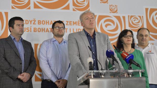 Sjezd ČSSD by se měl místo v dubnu uskutečnit už v únoru.