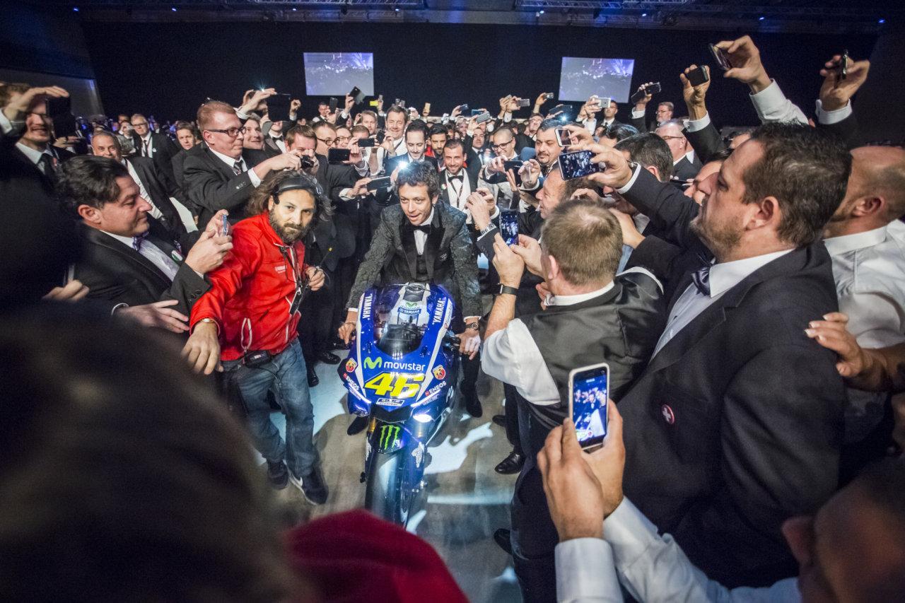 Když přivezete na event legedu Moto GP Valentina Rossiho, máte o úspěch postaráno. Ale asi to nebude zadarmo.