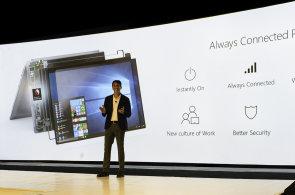 Dvacet hodin na baterii a rychlý internet všude: Qualcomm ukázal notebooky se svými procesory