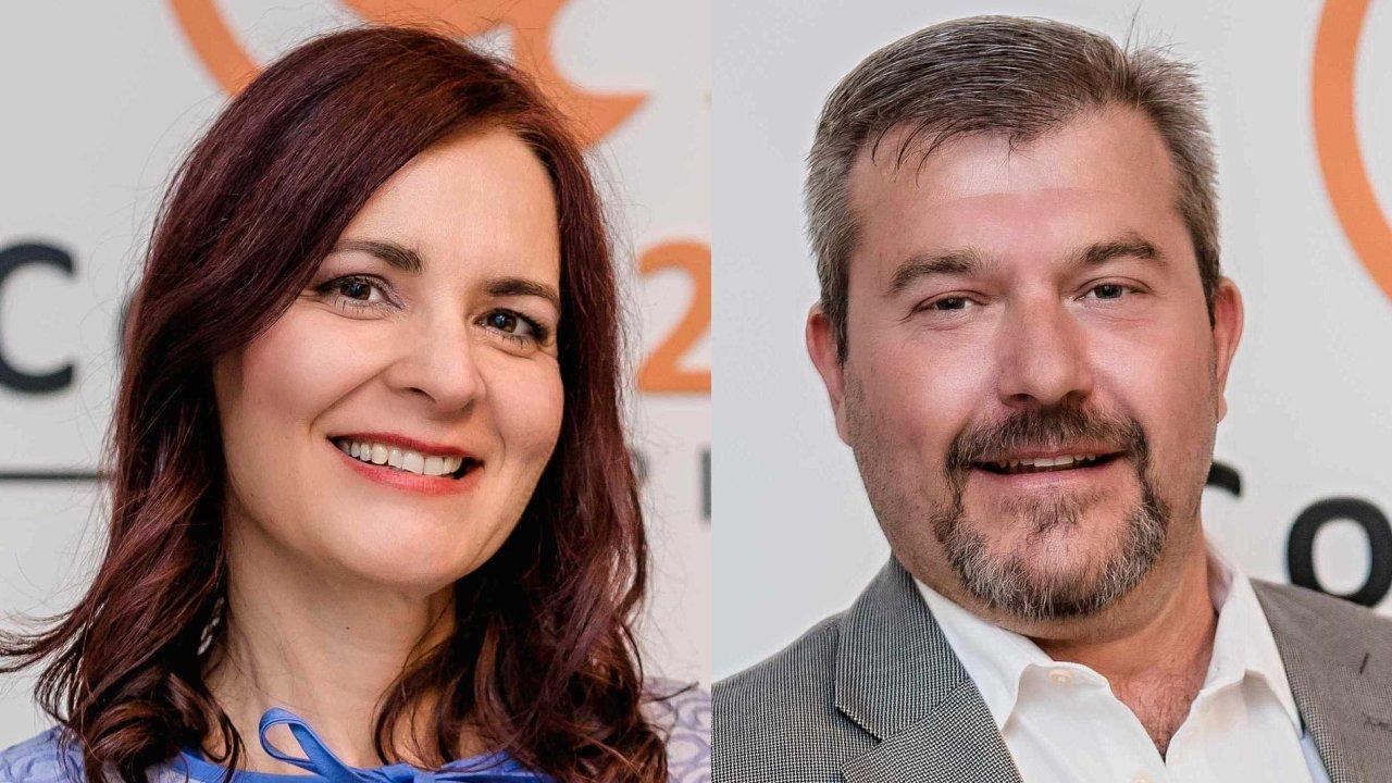 Martina Rošková a Chris Beart ve vedení nové pražské kanceláře společnosti Coast2Coast