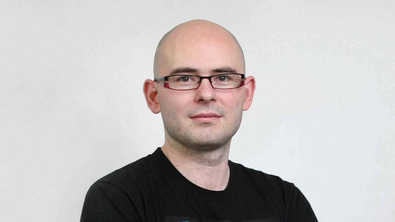 Technologický editor Otakar Schön