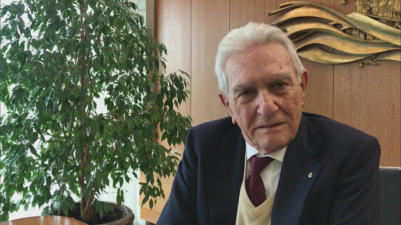 Roberto Sestini, prezident a majitel italské firmy SIAD, která je aktivní i v Česku.