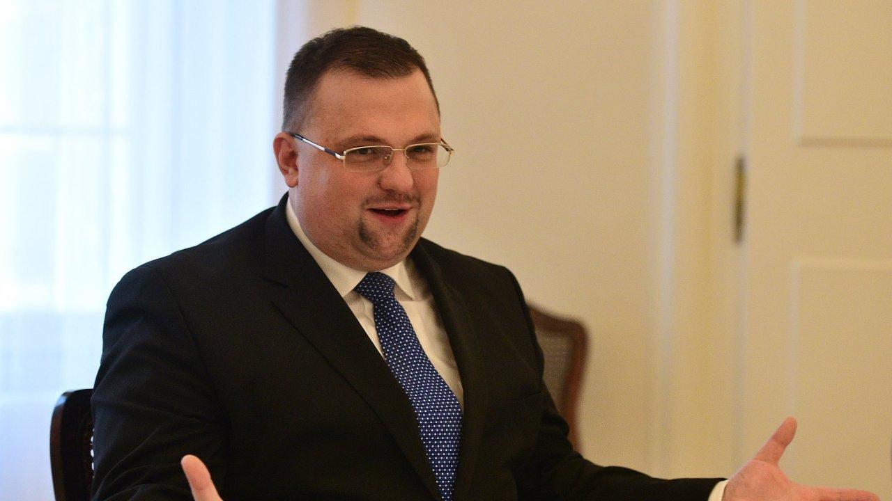 Jindřich Forejt odstoupil z funkce ředitele hradního protokolu.
