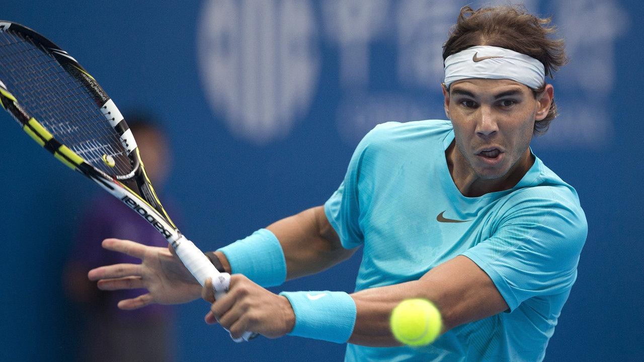 Rafael Nadal vyhrál turnaj  French Open už desetkrát.