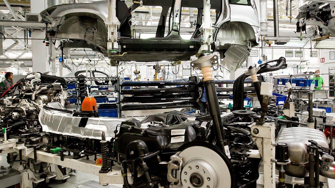 Škoda aut, která nejsou: Česká automobilka by zvládla prodat o180 tisíc aut více, než kolik jich stihne vyrobit.