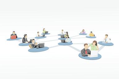 Sdílené podnikové služby, ilustrace
