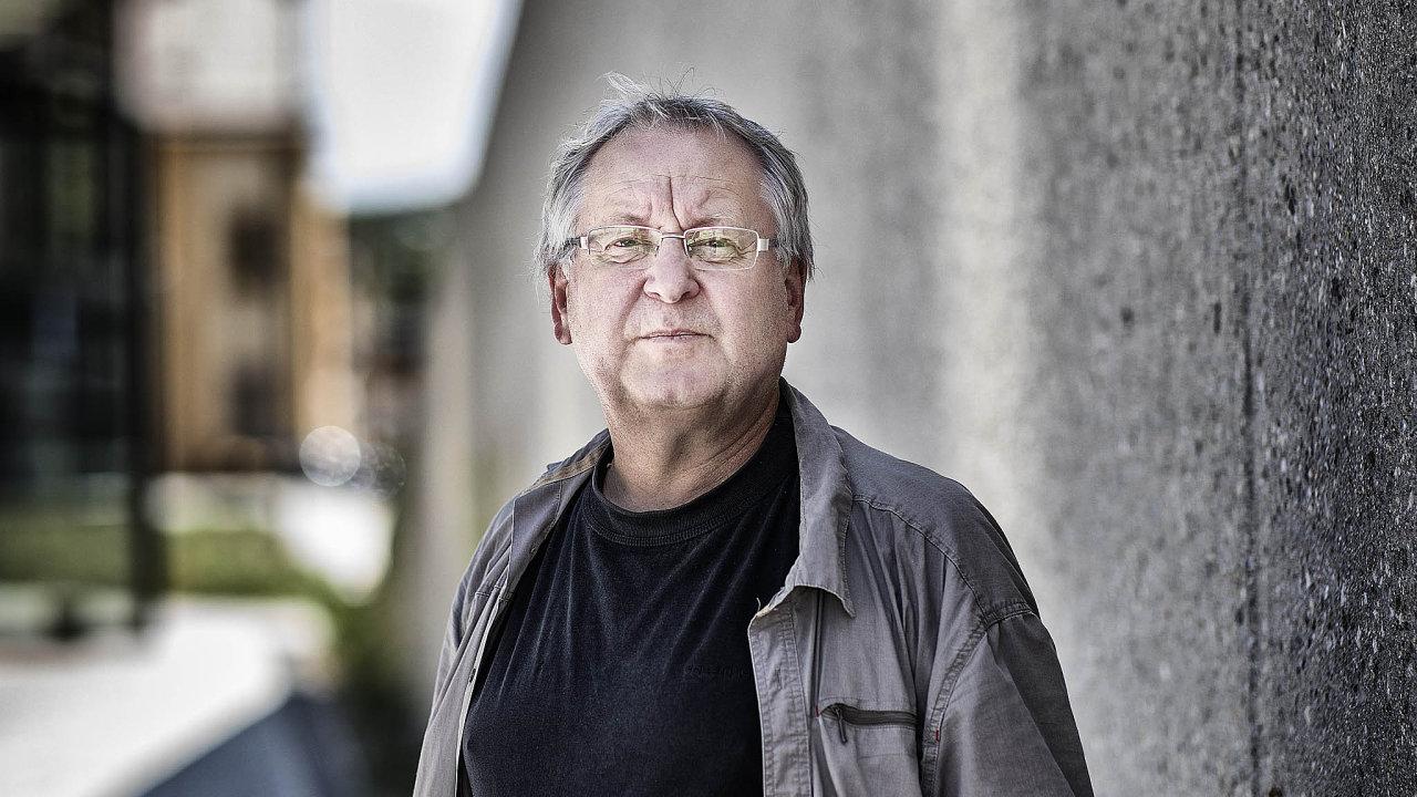 Geolog a publicista Václav Cílek