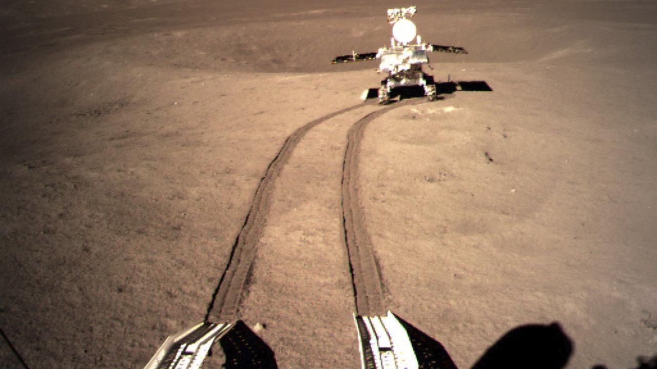 Sonda Čchang-e 4.