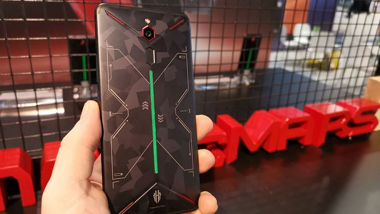 Tech News: Nubia Red Magic Mars