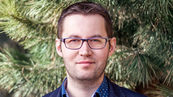 Roman Kučera, CEO PR a marketingové agentury Lesensky.cz