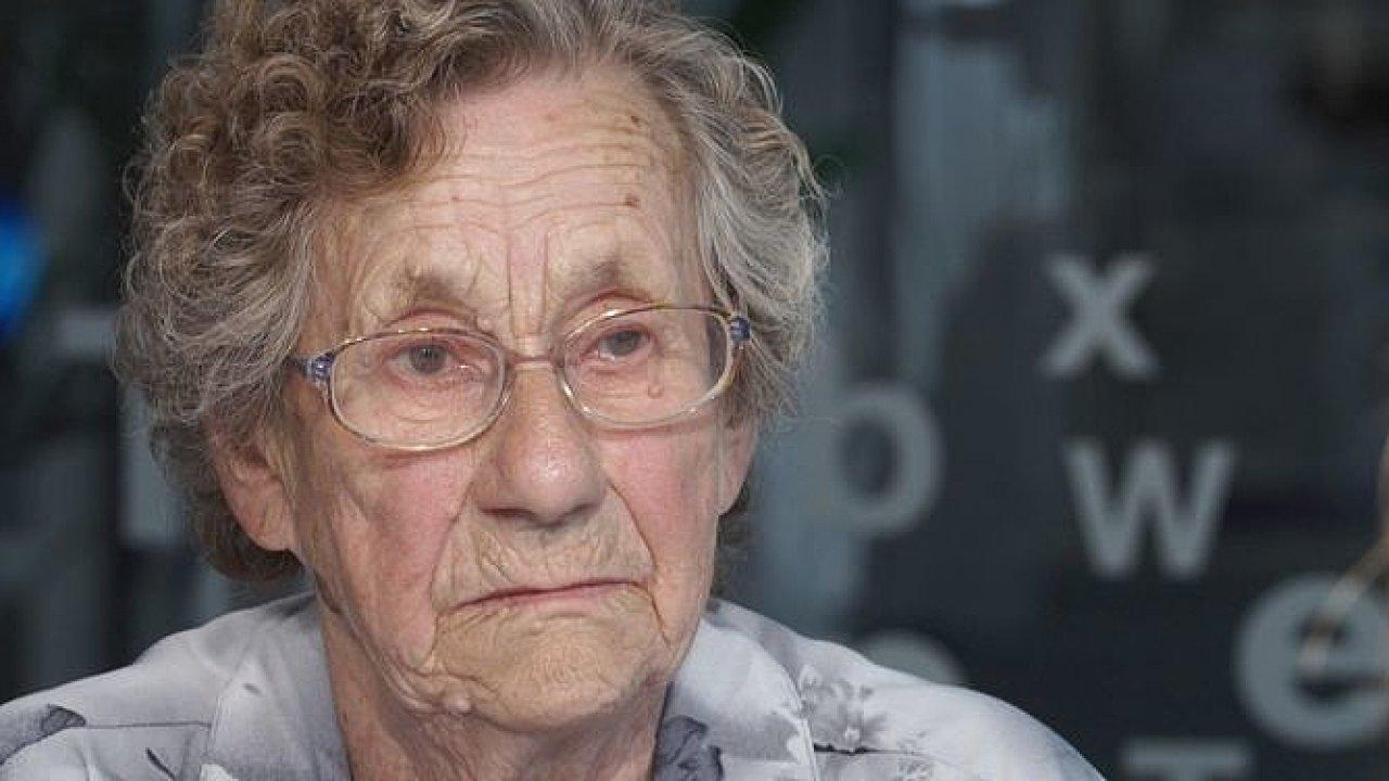 Celou dobu jsem v gulagu nebyla, přiznala Sosnarová. A prozradila, o čem roky mlčela.