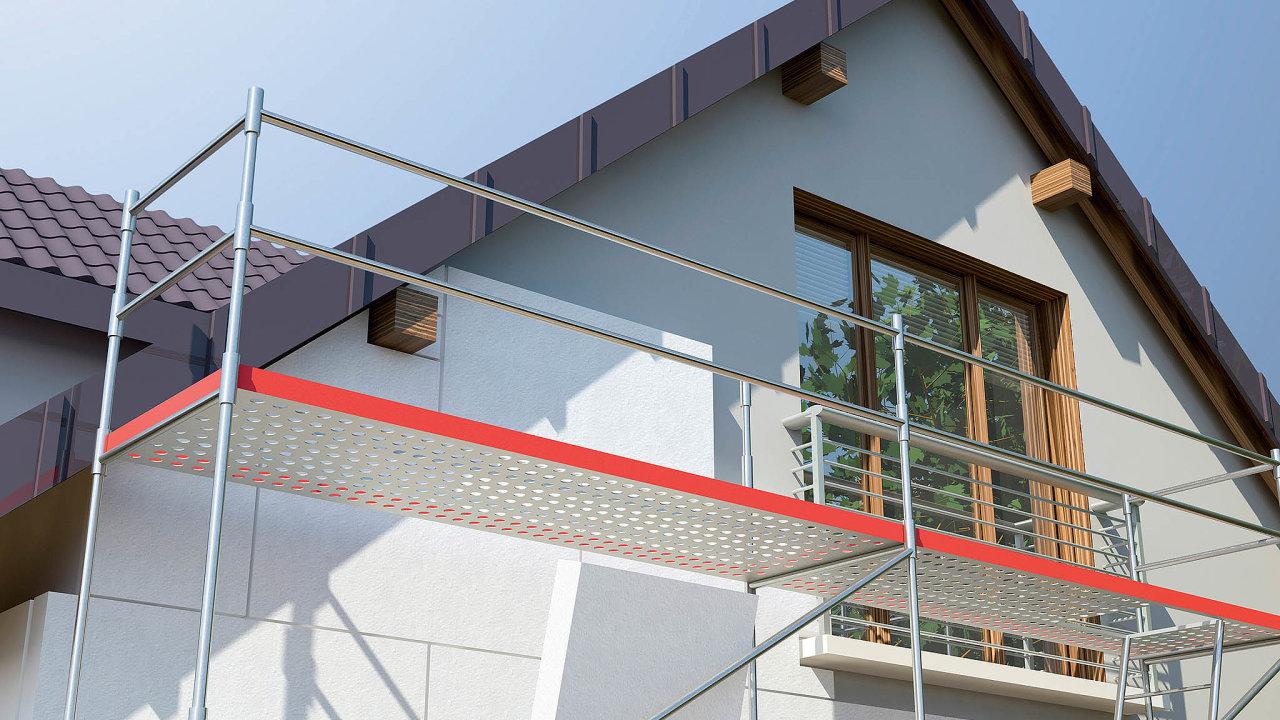 Aby stavba dosáhla požadovaných tepelných vlastností, je nutné zvolit správnou tloušťku, která je ukaždého izolantu jiná.