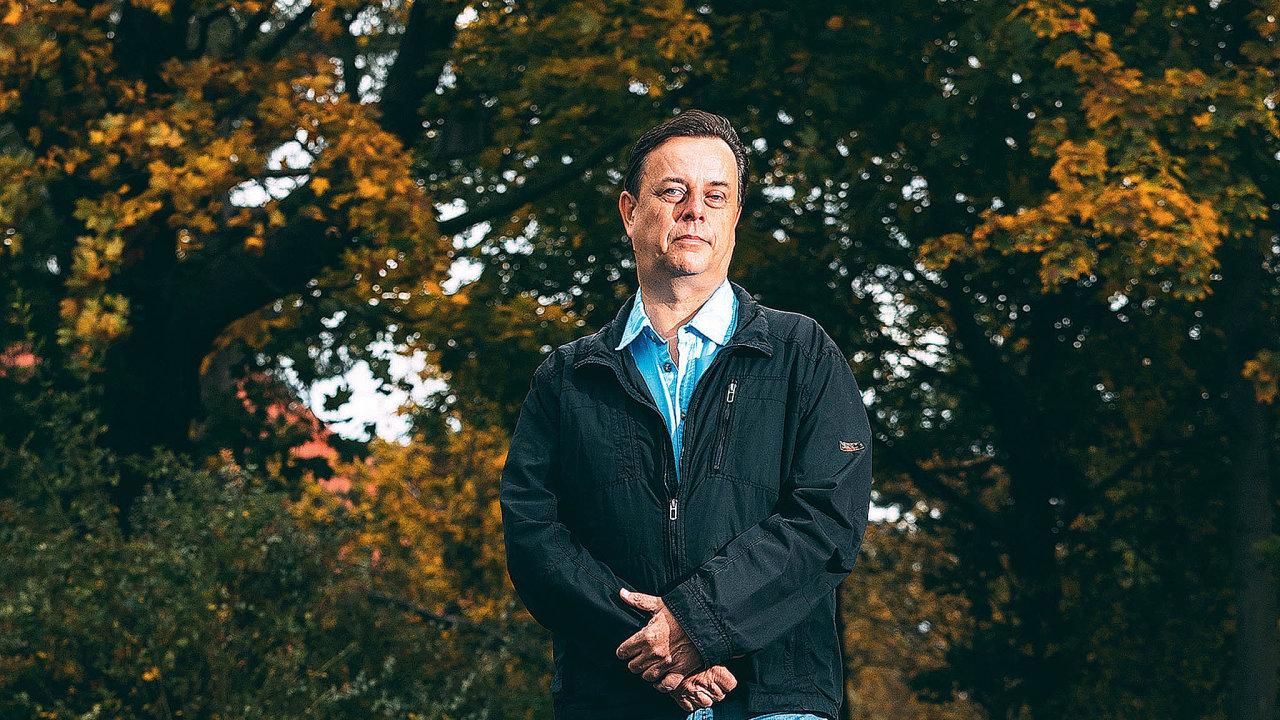 Klimatolog a šéfeditor časopisu International Journal of Climatology Radan Huth