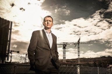 Šéf korporátního bankovnictví ČSOB Marek Loula