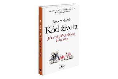 Robert Plomin: Kód života– Jak znás DNA dělá to, kým jsme