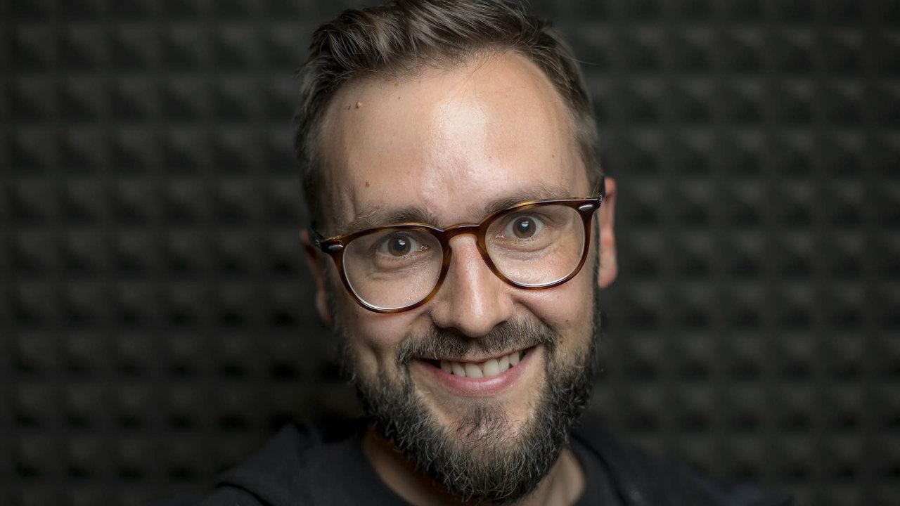 Úspěšný českýstartupista Vít Horký