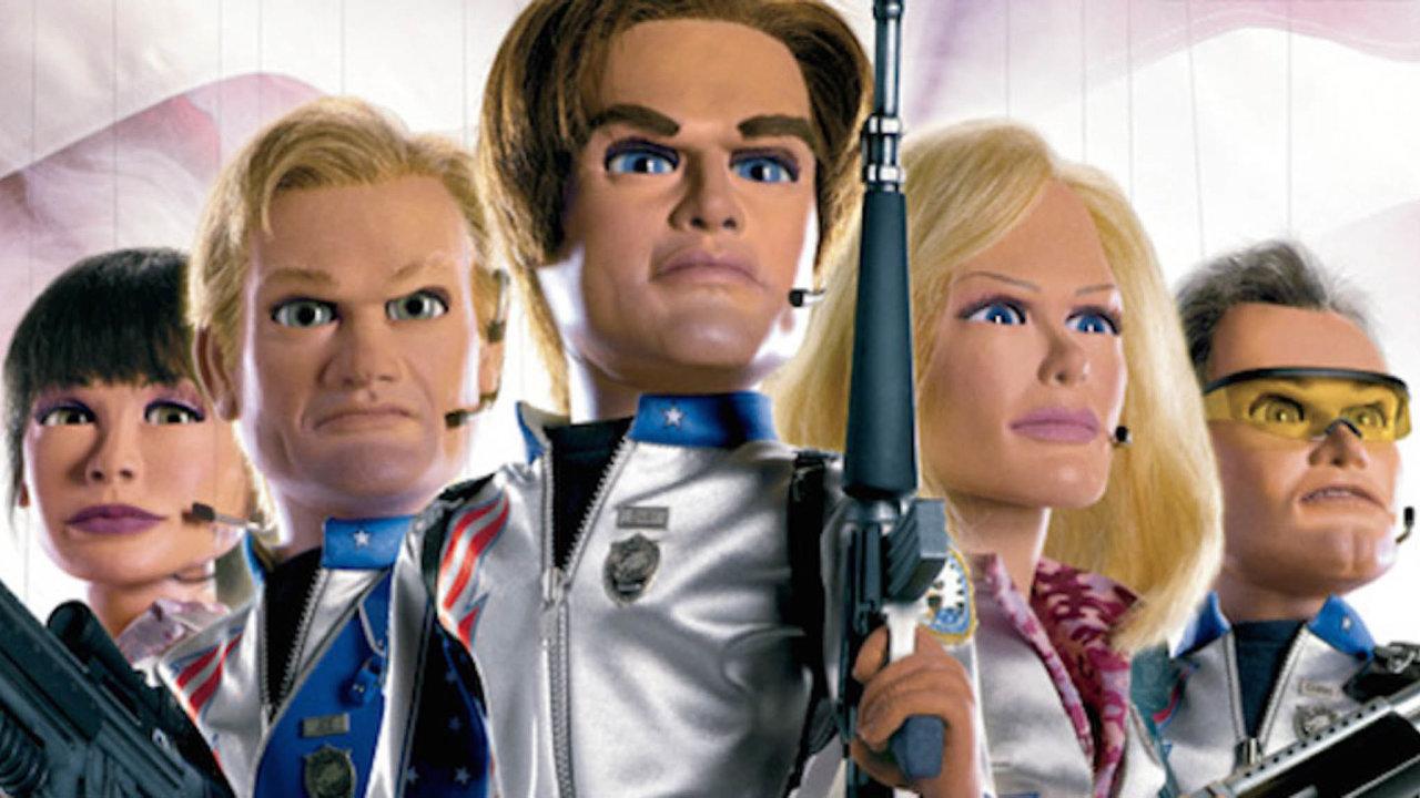 Team America: Světovej policajt (Team America: World Police, USA/Německo, 2004), od1.2. naNetflixu