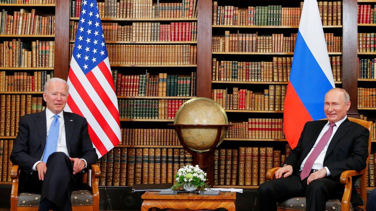 Schůzka Biden, Putin