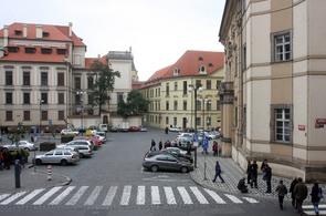 Mariánské náměstí - současnost