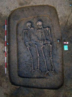 archeologický průzkum u Kolína