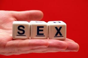 sex - kostky