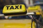 Taxi, ilustra�n� foto