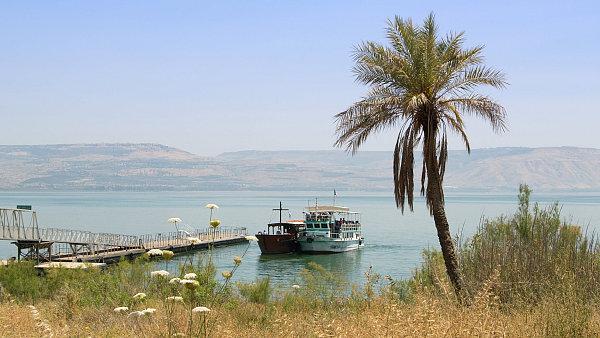 U Galilejského jezera