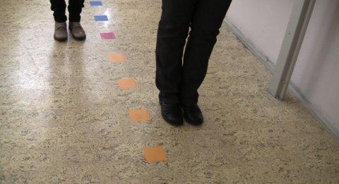kroky - ilustrační foto z videa