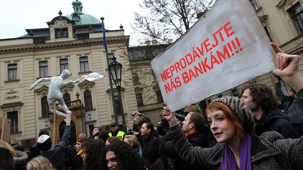 Studentské protesty