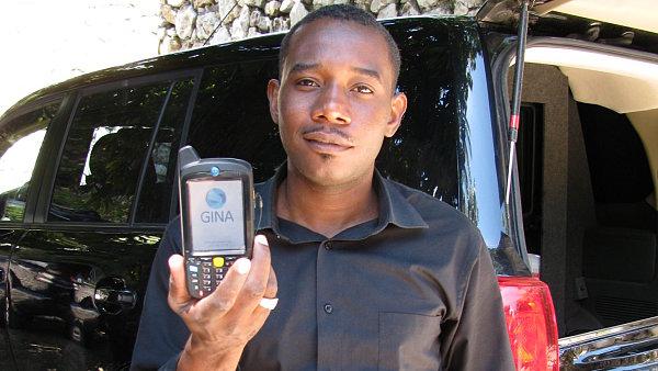 GINA Software pomáhala po zemětřesení na Haiti.