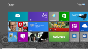 Windows 8: Nov� opera�n� syst�m od Microsoftu spojuje to dobr� z tablet� i PC