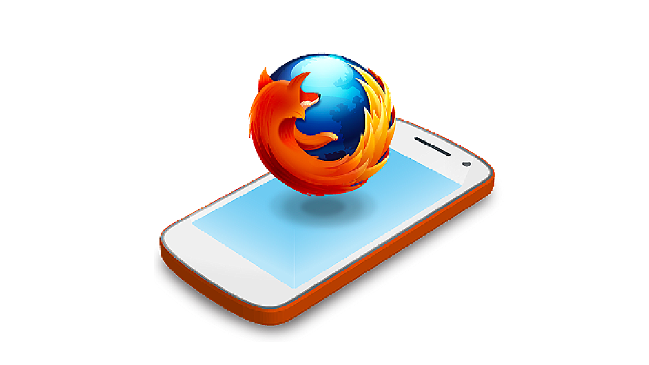 Logo mobilního systému Firefox OS