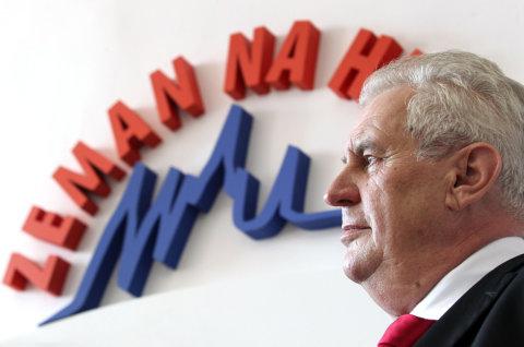 Prezidentská kampaň Miloše Zemana