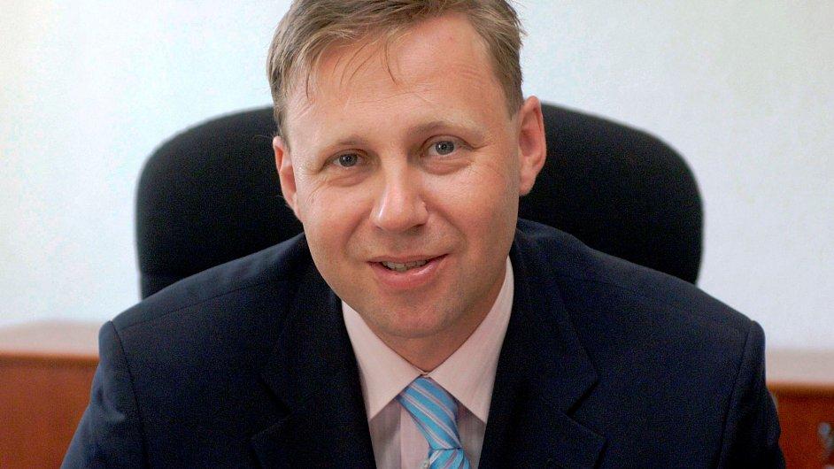 Poslanec a bývalý primátor Jan Kubata (ODS)