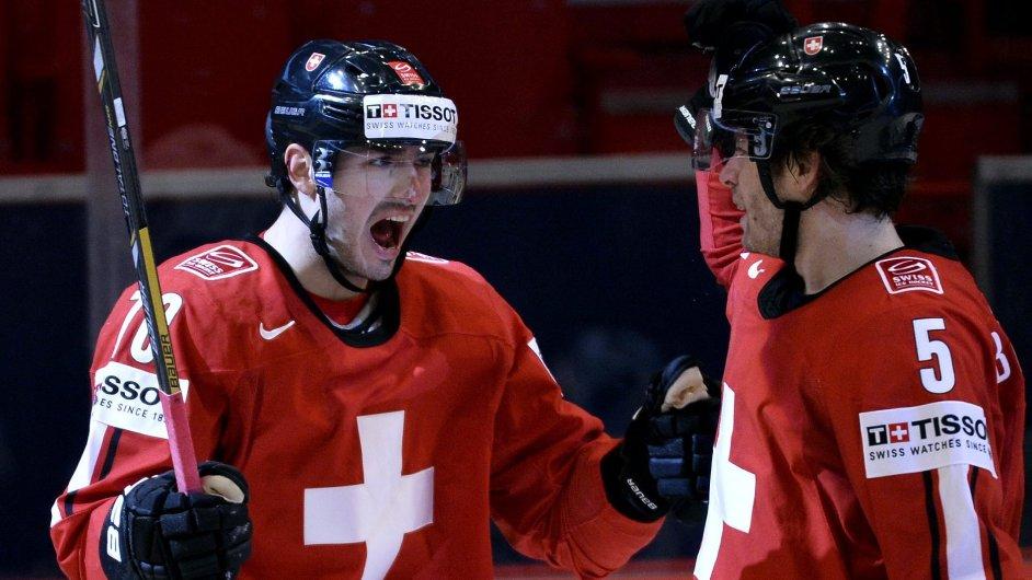 Švýcaři se radují