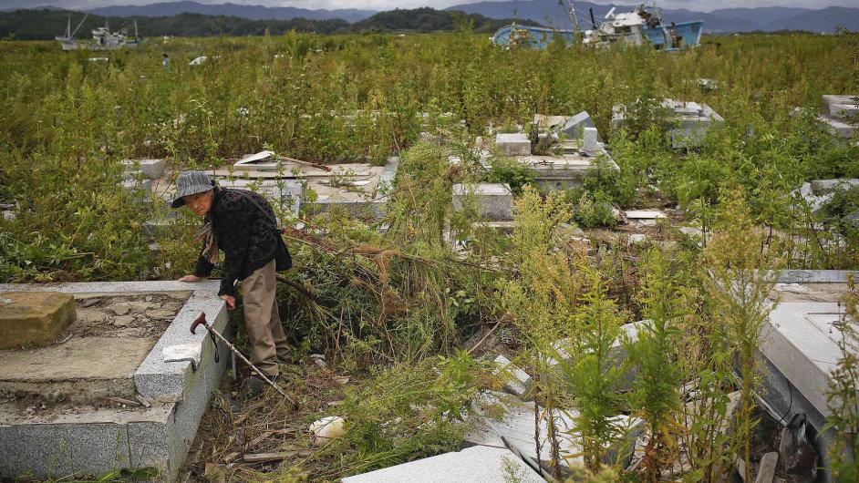 Fukušima 2 roky po katastrofě.