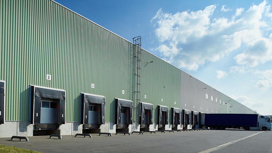 P3 zahájila výstavbu logistického centra pro Mountfield (ilustrační foto)