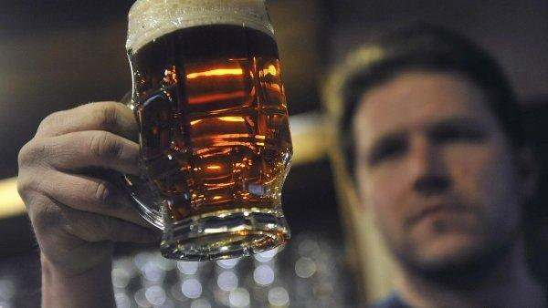 Koalice neschválila nižší sazbu DPH na pivo - Ilustrační foto.